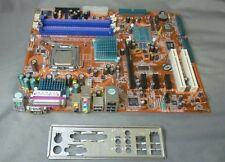 Abit-GD8 V1.0 Socket 775 Motherboard Complete With Intel CPU I/O Plate & G-CARD