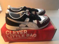 Puma RS100 AW Men's Shoes #356331 03 size10.5white-cabernet-black  Athletic Sne