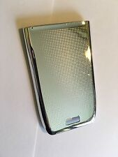 Nokia E51 Rear Battery Cover Door in Silver. Brand New in packaging.