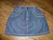 Girls denim skirt (5 years)