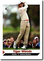 """'RARE"""" TIGER WOODS 2013 SPORTS ILLUSTRATED GOLF CARD #239! W/H TOP LOADER!"""