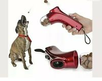 Cool-runner Pet Treat Launcher Training Dog Food Catapult auto Pets Food Throw..