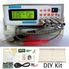DIY Auto LCR Digital Electric Bridge Resistance Capacitance Inductance ESR Meter