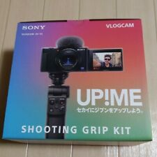 Sony Cyber-shot ZV-1 20.1MP Compact Digital Vlog Camera Shooting grip kit