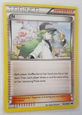 Pokemon N 96/108 Dark Explorers DEX Near Mint NM