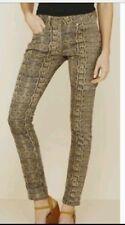 South python print skinny jeans BNWT size 8