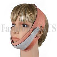 Waterproof Anti-Aging Wrinkle Chin Neck Cheek Lift Slimming Face Mask Belt Strap