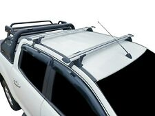 Aero Roof Rack Cross Bar for Mazda BT-50 Dual Cab 2012-20 135cm Extended