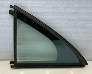 2007-2013 MERCEDES S CLASS W221 REAR LEFT DRIVER SIDE QUARTER GLASS SUNGATE OEM