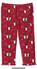 Nwt Gymboree Penguin Chalet Red Size 18-24 M leggings Fun Winter Holidays