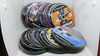 Lot of 65 Sony Playstation 2 Disc only Games PS2 No Duplicates