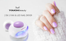 Touchbeauty Tb-0889 Portable Nail Dryer with Air and Led Light