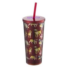 Ltd. Edition Taiwan Starbucks 2018 Chinese New Year Of Dog Cold CUP Tumbler Mug