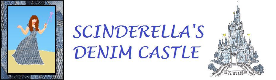 Scinderella's Denim Castle