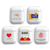 For Apple AirPods Case Protect Cover Skin AirPod Earphone Charger Cases Bag