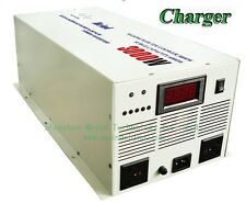 Meind 3000W Pure Sine Wave Built-in Charger 24 DC to 220 AC Power Inverter