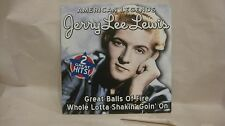 Jerry Lee Lewis American Legends Great Balls Of Fire 2 Great Hits 2006 cd1861