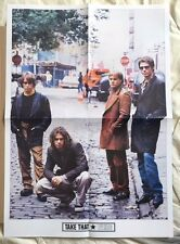 TAKE THAT Original Vintage TV Hits Magazine Poster