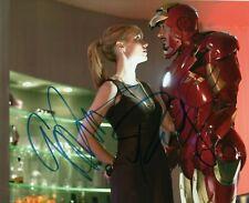 Robert Downey Jr / Paltrow Autographed Signed 8x10 Photo ( Iron Man ) REPRINT