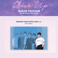 ASTRO - SPECIAL MINI ALBUM RISE UP CLEAR PHOTO CARD
