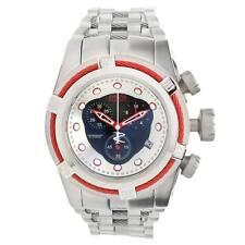 Invicta 22159 Men's Reserve Chrono Silver & Black Dial Dive Watch