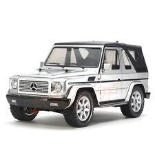 Tamiya 1:10 Mf01X Mercedes Benz G 320 Cabrio 4Wd Ep Rc Cars Kit On Road #58629