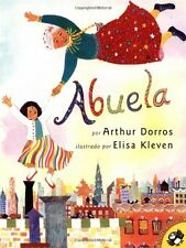 Abuela Spanish Edition by Arthur Dorros (1997, Paperback) NEW