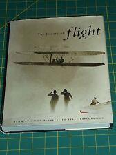 THE HISTORY OF FLIGHT by DAVID SIMONS & THOMAS WITHINGTON 2004  HC W/DJ