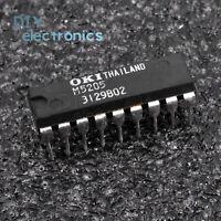 5PCS M5205 5205 Encapsulation:DIP-18 OKI IC US