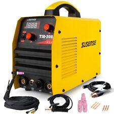 Susemse Welder Inverter 200 Amp Welding Machine Tig Arc Mma Dc Tig 200a