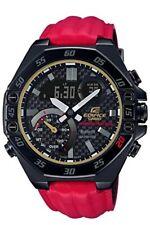 2020 Casio Watch Edifice Honda Racing Limited Edition Ecb-10hr-1ajr Mens Red