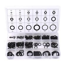 225pcs 18 Size ABS O Ring Metric Nitrile Washer Seals Pumps Gasket Kit Jian