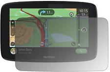 TomTom GO Essential 6 Blickschutzfolie matt Schutzfolie Folie Display Schutz