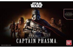 Star Wars Model Kit 1/12 CAPTAIN PHASMA The Force Awakens Bandai Japan NEW ***