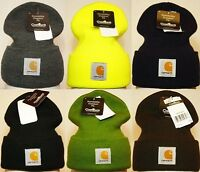 Carhartt A18 Acrylic Watch Hat Knit Beanie Cap Colors NEW