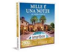Cofanetto smartbox Mille e una notte di meraviglia cambio gratuito e illimitato