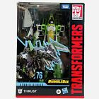 Transformers Studio Series 76 THRUST Bumblebee Hasbro Figure Voyager Class NEW