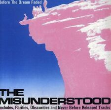 The Misunderstood - Before the Dream Faded [New CD]