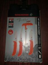 Winchester 5 Pieces XP Start-to-finish processor Knife Set, Full Tang kit 3752