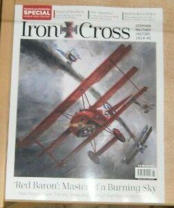 Iron Cross magazine #8 2021 German Military History 1914-45 Red Baron Richthofen