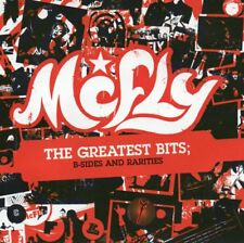 McFLY - THE GREATEST BITS - B-SIDES AND RARTIES   *NEW CD ALBUM*