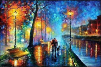 Modern Abstract Hand-painted Art Oil Painting Wall Decor Canvas #&003 (No Frame)