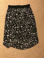 Women's Cabi Dixon High low layered skirt size small