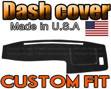 fits 1998-2004 TOYOTA TACOMA  DASH COVER MAT DASHBOARD PAD /  BLACK
