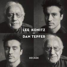 LEE/TEPFER,DAN KONITZ - DECADE   CD NEW