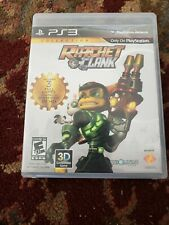 Ratchet & Clank Collection (Sony PlayStation 3, 2012) complete ps3 game