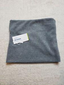 Old Navy Go Warm Fleece Neck Warmer One Size Unisex Winter Fabric Retains Heat