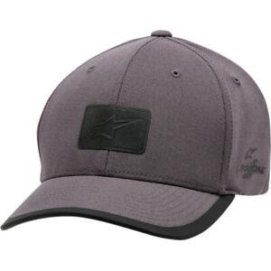 Alpinestars Tempo Hat (Charcoal Gray) Choose Size
