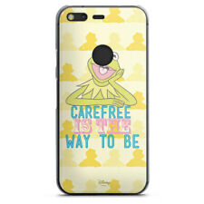 Google Pixel Handyhülle Case Hülle - Muppets Carefree is the way to be