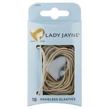 Lady Jayne Blonde SNAGLESS Elastics - Pk18 Postage